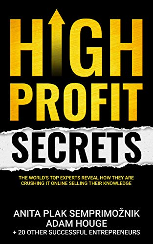 High Profit Secrets cover